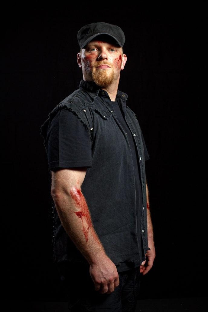 Redhead rides max hardcore