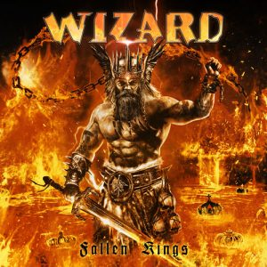 Wizard cover