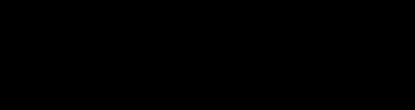 THE TRIGGER logo black disort